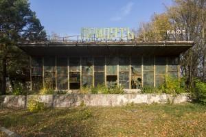 Pripyat café