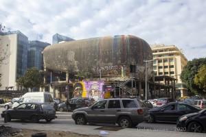The Egg, Beirut