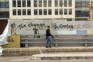 The change is coming, Beirut