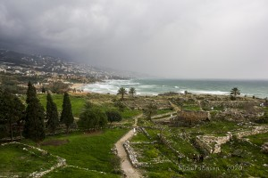 Ancient ruins of Byblos